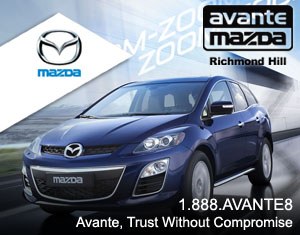 Avante Mazda