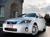 The sporty esthetic of the Lexus CT 200h is a bold look for the traditionally reserved hybrid segment.
