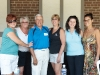 Margaret Patrowicz, Shar Wheeler, Larry Naccarato, Sue Fleischman, Cathy Sampogna and Angela Eliopoulos.