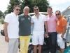 Steve Kriaris, Peter Eliopoulos, Manos Petrelis, George Keroglidis and Peter Tolias.