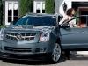 2010 Cadillac SRX front