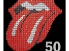 The Rolling Stones 50 by Mick Jagger , Keith Richards, Charlie Watts & Ronnie Woods