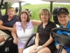 Susan Marlow, Linda Ford, Victoria Hardy and Karen Armstrong team together as the Ford Foursome