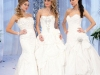 A stunning selection of wedding gowns at Canada's Bridal Show