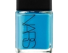 Strive for summer-ready nails with shades of bright magenta and blue polish. www.sephora.com