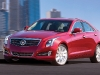 The 2013 Cadillac ATS compact luxury sedan is a new expression of Cadillac's Art & Science philosophy, built on a foundation of quick, nimble fun-to-drive dynamics and mass efficiency. Developed on an all-new, lightweight vehicle architecture, the ATS expands Cadillac's portfolio into a crucial global segment and creates an entry into the Cadillac brand for a new group of luxury consumers.