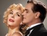 Private Lives' stars Kim Cattrall and Paul Gross. Photo by George Pimentel