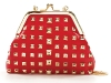 Zara Red Studded Bag