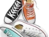 Kicks Add a splash of colour to your step with these brilliant Converse sneakers. www.shopcaster.com