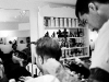You'll be happy as a bird at the Crow's Nest Barber Shop, where skilled hands will perfect your locks. www.crowsnestbarbershop.com