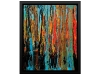 "Jay Enzi's bewitchingly colourful creations will amplify your space's ""wow factor."" www.enziart.com"