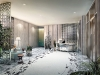 Concept of Four Seasons Hotel and Private Residences lobby.