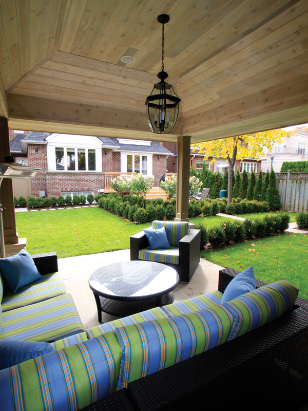 Backyard Escapes With Jennifer Hayman Design Group City