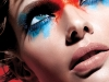 Thanks to Maybelline, the models at this year's New York Fashion Week were painted to perfection.