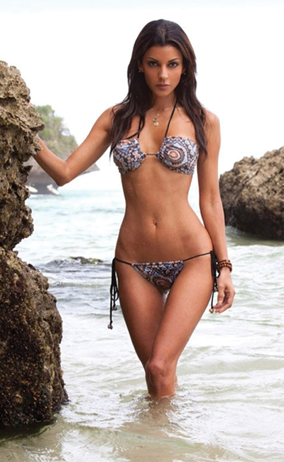 Ziya Tong In Bikini 7