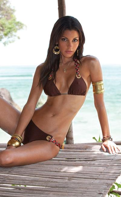 Ziya Tong In Bikini 103