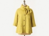 There's something about slipping on your favourite fall coat that makes you want to spend more time admiring the leaves. Before opting for another classic camel or black jacket, consider this mustard Ascot Swing coat from Anthropologie.