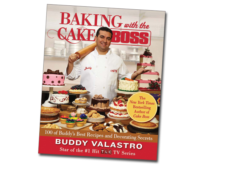 Baking with the Cake Boss, Bartolo ?Buddy? Valastro Jr ...
