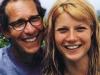 Gwyneth Paltrow alongside her late father, filmmaker Bruce Paltrow.