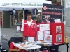 Harnoor Gill promotes the importance of volunteering at the Canadian Red Cross.