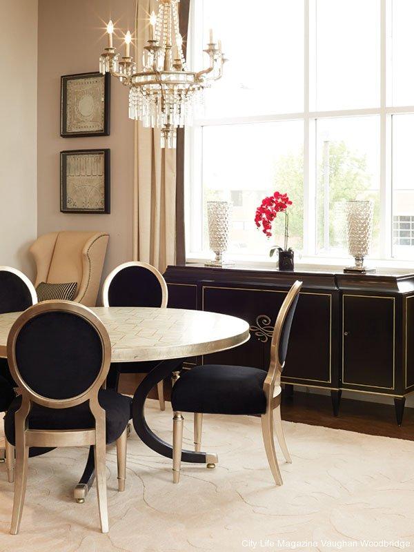 Zilli Home Interiors City Life Magazine Vaughan Woodbridge