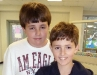 Kumon's swift results have taken effect on brothers Brandon and Cameron Nyman.
