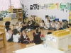 Students at the Montessori School House. Photo by Sal Pasqua