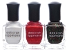 Deborah Lippmann's glitzy holiday polishes  will nail down your 15 minutes of fame