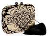 HAND CANDY - Find your fancy flair with this baroque-inspired Kotur box clutch.  www.net-a-porter.com