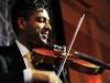 Violinist Grenville Pinto.