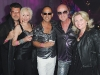 Gianni Tariell, Anita Rossi, Eugene Palermo, Bill Fulghum and Simona Shnaider in their disco gear.