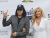 The newly married Gene Simmons and Shannon Tweed.