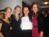 The Shoebox Project co-founders: Vanessa, Katy and Jessica Mulroney with Caroline Mulroney Lapham