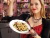 Host of Bitchin' Kitchen, Nadia Giosia.