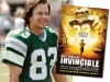 Invincible, starring Mark Wahlberg, is based on the true story of Vince Papale – who beat the odds when he entered the NFL at age 30.