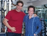 Kaplan catches up with The Incredible Hulk star Lou Ferrigno at his gym in Las Vegas.