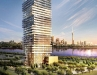 Lago: Next to the Etobicoke shoreline, the 49-storey waterfront high-rise provides luxurious features, such as marble flooring, walk-in closets and spacious balconies.