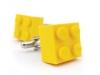 Lego Brick Cufflinks