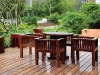 A quality wood stain will give your deck and fence a rich and durable finish.