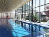 The master-planned community of  Expo City will include condominiums swimming with luxurious amenities.