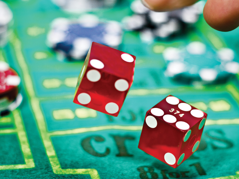 online casino city dice and roll