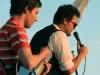Summer evening crooning at Mackenzie Glen District Park.