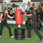 These determined ladies get to work with Integrity Fitness' acclaimed indoor and outdoor training facilities.