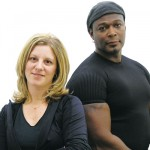 Co-owners and fitness specialists Lora Calabro and Andrew Jones are ready to give you punch–kicking results.