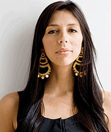 Paula Mendoza face