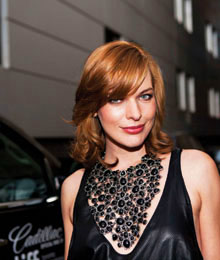 Milla Jovovich at TIFF