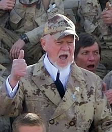 Don Cherry and Troops