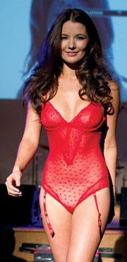 Calvin Klein Underwear fashion show