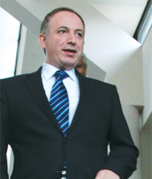 Mayor Maurizio Bevilacqua