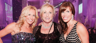 Stacey Cynamon, Nancy Pencer, Holly Pencer-Bellman
